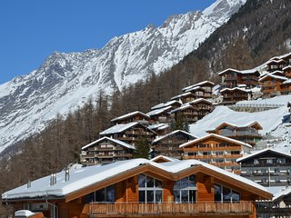 Penthouse Zeus Mountain Exposure Zermatt -  with Matterhorn and Village views
