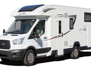 Rollerteam 696 Luxury Island Bed Motorhome