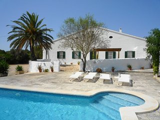 6 bedroom Villa in Es Canutells, Balearic Islands, Spain : ref 5228169