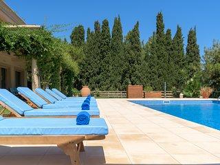 Bello Blu Luxury Villa  Rhodes city, Greece