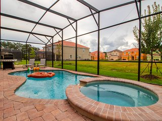 ACO PREMIUM – 8Bd with Pool, Spa and Grill(1847)