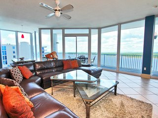Bel Sole Penthouse 1801- Looking for a Relaxing beach trip? You found it!