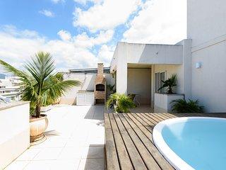 Omar do Rio - CobR - Duplex w/ privete Pool and BBQ CobR