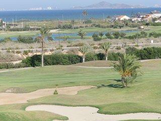 Casa-Eli   -  Ferienwohnung mit Meerblick direkt am Golfplatz