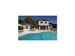 4 bedroom Villa in Auribeau-sur-Siagne, Provence-Alpes-Côte d'Azur, France : ref