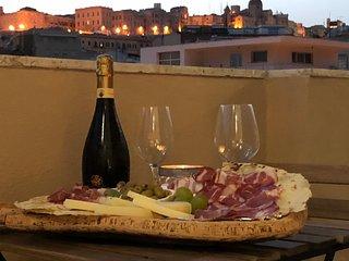 Cagliari magica bellissimo appartamento panoramico al centro di cagliari