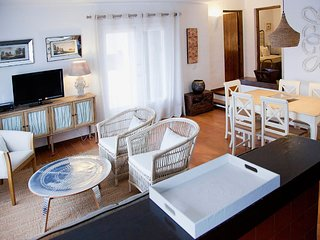 Villa BINI BELIN, con Piscina Privada, 6 pax, vistas al mar, WIFI, 3 hab, 2baños