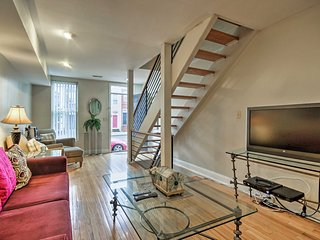 NEW! Baltimore Townhome -Walk to Marina and Ferry!