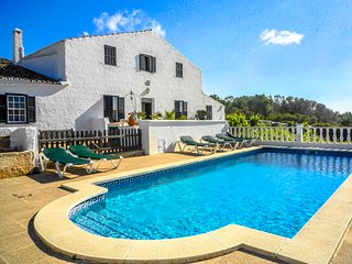 Catalunya Casas: Villa Crystal up to 8 guests, just 7km to the beach!