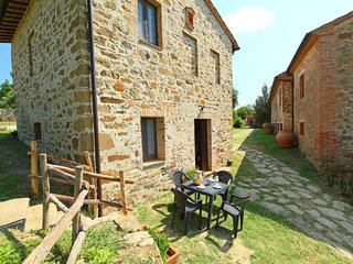 2 bedroom Villa in Colonna di Grillo, Tuscany, Italy : ref 5055630