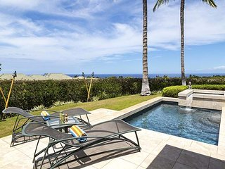 Ocean view, Private home, Pool, Mauna Kea Resort, Luxurious, Wai'ula'ula #344