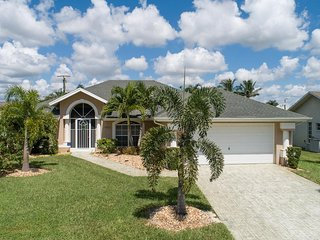 Villa Spain - Florida vacation living at it's best in the SW of Cape Coral