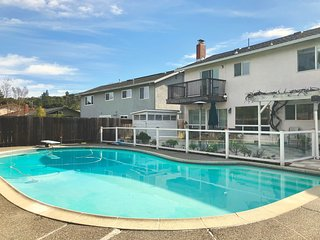 Sunny Vacation Rental with Pool