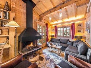 Location Chalet 4 chambres MEGEVE LE TOUR
