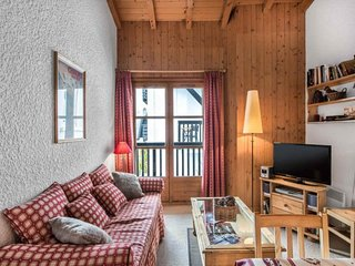 Location Appartement 2 pieces MEGEVE CENTRE VILLAGE