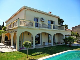 'Villa Mimosas' - Contemporary Villa with Private Pool and Stunning Views.