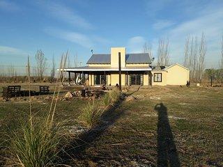 Casa de campo 'Madejo Lodge'