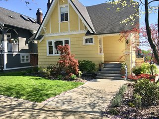 Sunny East Van Home (6 month rental)