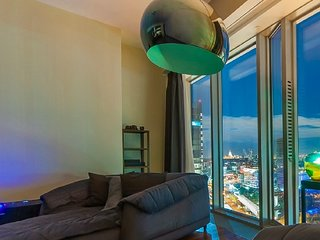 Apartment in Moscow Сity Tower «OKO»