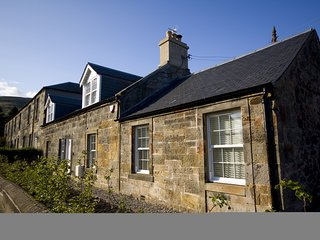 Harviestoun House