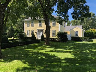 Rare Blend of Classic Charm & Spacious Modern Upscale Accommodations, Sleeps 10