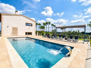 4 bedroom Villa in Muro, Balearic Islands, Spain : ref 5312665