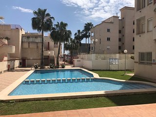 Modern beautiful apartment just renovated 50 meters to the beach in Albir