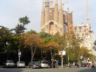 Sagrada familia flat 2 rooms terrace