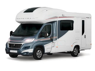 Autotrail Tribute 615 Luxury Compact Motorhome