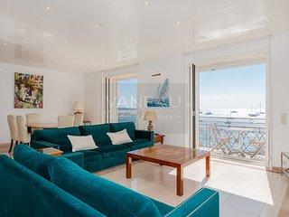 Magnificent apartment Miramar, incredible sea view