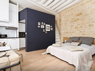 Suite St Germain Loft - Wifi - 4p