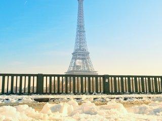 Merci Paris - Tour Eiffel - 6p - Wifi