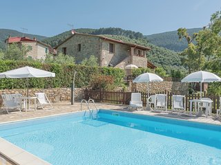 3 bedroom Apartment in Buti, Tuscany, Italy - 5540403