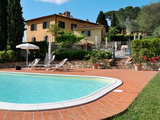 2 bedroom Apartment in Santa Cristina in Pilli, Tuscany, Italy : ref 5655897