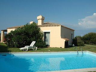 2 bedroom Villa in Villa Sirena, Sardinia, Italy : ref 5248038