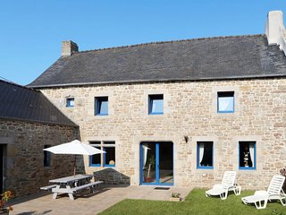 3 bedroom Villa in Croazou, Brittany, France : ref 5649936