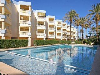 2 bedroom Apartment in Denia, Valencia, Spain : ref 5047533