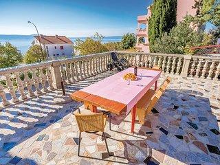 3 bedroom Apartment in Novi Vinodolski, Primorsko-Goranska Zupanija, Croatia : r