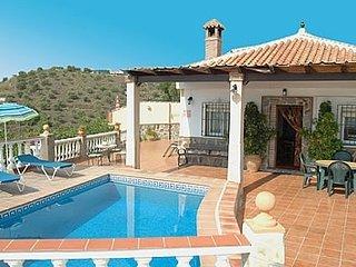 2 bedroom Villa in Frigiliana, Andalusia, Spain : ref 5455149