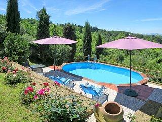 3 bedroom Villa in San Vivaldo, Tuscany, Italy : ref 5446804