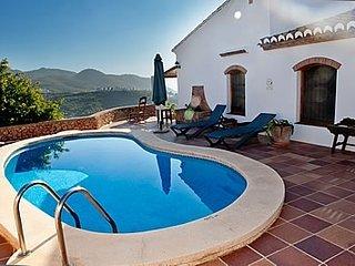 2 bedroom Villa in Frigiliana, Andalusia, Spain : ref 5455059