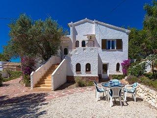 2 bedroom Villa in Benissa, Valencia, Spain : ref 5047173