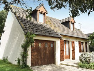 4 bedroom Villa in Pirou, Normandy, France : ref 5539294
