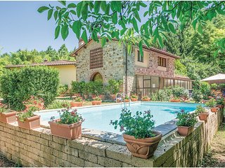 2 bedroom Villa in Molino del Piano, Tuscany, Italy : ref 5566831