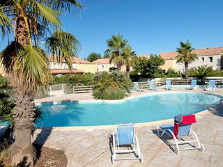 2 bedroom Apartment in Valras-Plage, Occitania, France : ref 5642446