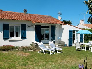 3 bedroom Villa in L'Epine, Pays de la Loire, France : ref 5638250
