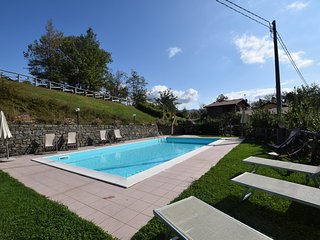 2 bedroom Apartment in Casotti, Tuscany, Italy : ref 5535874