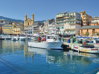 3 bedroom Villa in Bastia, Corsica, France : ref 5585756