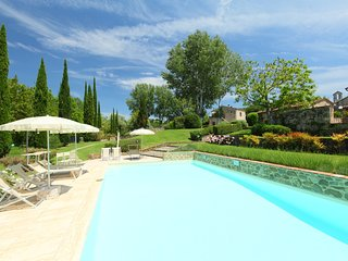 2 bedroom Apartment in Armaiolo, Tuscany, Italy : ref 5513278