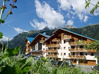 2 bedroom Apartment in Valfrejus, Auvergne-Rhone-Alpes, France : ref 5545839